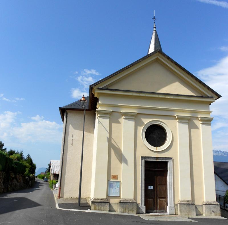 Église de Villaroux