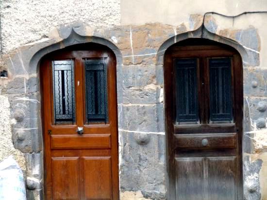 portes jumelles